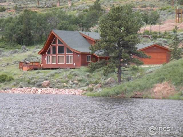 1373 Beartrap Rd, Red Feather Lakes, CO 80545 (MLS #896067) :: Keller Williams Realty