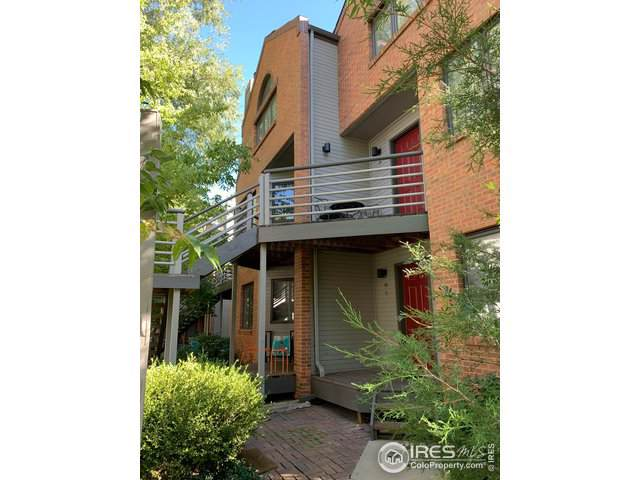 1634 17th St #12, Boulder, CO 80302 (MLS #896111) :: Hub Real Estate
