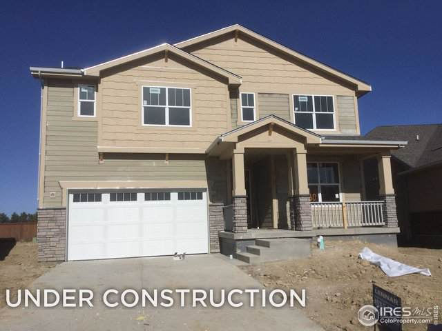 2460 Tyrrhenian Cir, Longmont, CO 80504 (MLS #896128) :: 8z Real Estate