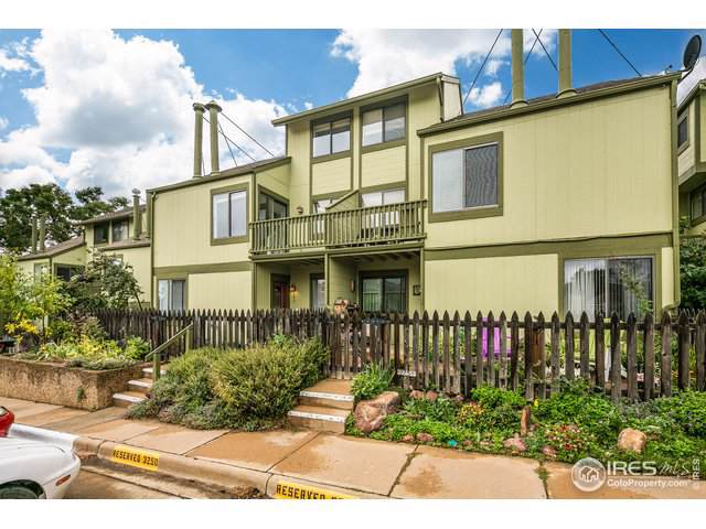 3252 Cripple Creek Trl 4B, Boulder, CO 80305 (MLS #896140) :: 8z Real Estate