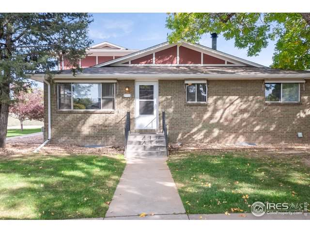 740 27th Ave #1, Greeley, CO 80634 (MLS #896258) :: Kittle Real Estate