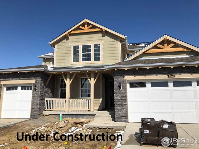 2840 Fractus St, Timnath, CO 80547 (MLS #896282) :: June's Team