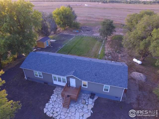 17231 County Road 394, La Salle, CO 80645 (MLS #896337) :: Bliss Realty Group