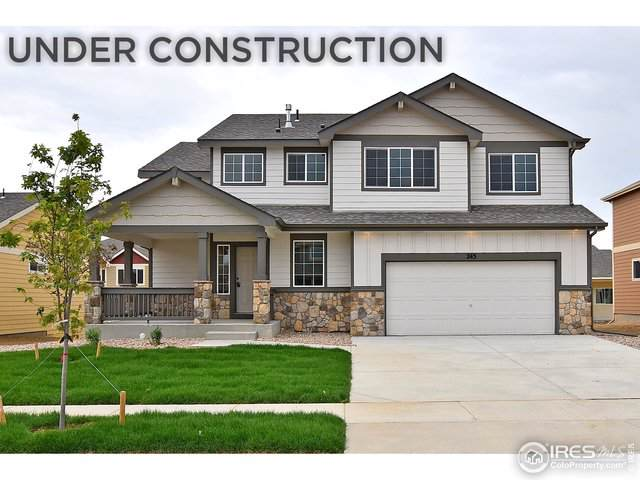 1740 Bright Shore Way, Severance, CO 80550 (MLS #896398) :: J2 Real Estate Group at Remax Alliance