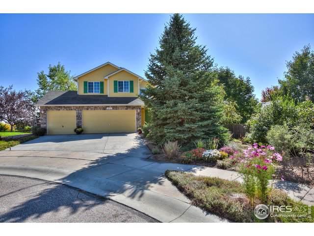 615 Hillrose Ct, Fort Collins, CO 80525 (MLS #896413) :: June's Team