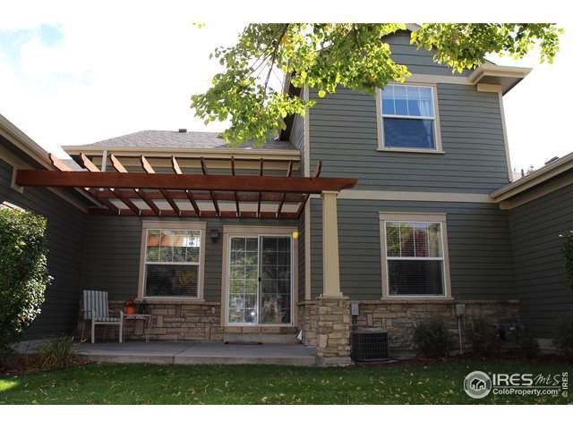 4021 Yellowstone Cir #4, Fort Collins, CO 80525 (MLS #896429) :: J2 Real Estate Group at Remax Alliance