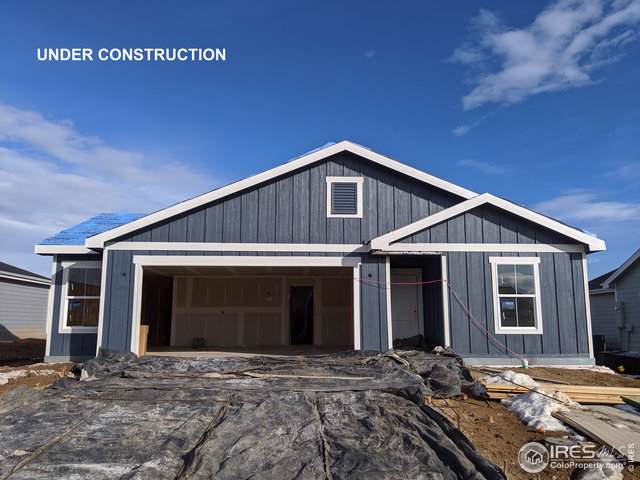 3312 Sheltered Harbor Dr, Evans, CO 80620 (#896460) :: HomePopper