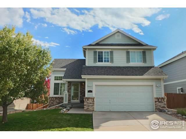 5721 Mount Sanitas Ave, Longmont, CO 80503 (MLS #896480) :: 8z Real Estate