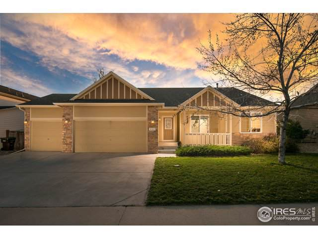 403 Prairie Clover Way, Severance, CO 80550 (MLS #896492) :: 8z Real Estate