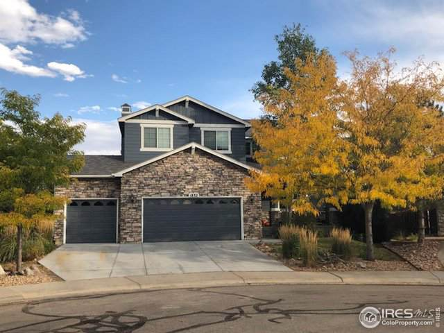 1832 Primrose Pl, Erie, CO 80516 (MLS #896577) :: The Galvis Group