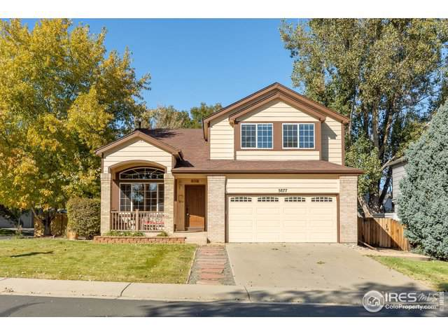 5877 W 117th Pl, Westminster, CO 80020 (MLS #896585) :: 8z Real Estate