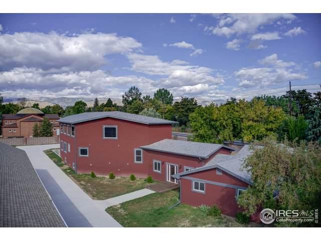 4189 57th St, Boulder, CO 80301 (MLS #896604) :: The Bernardi Group