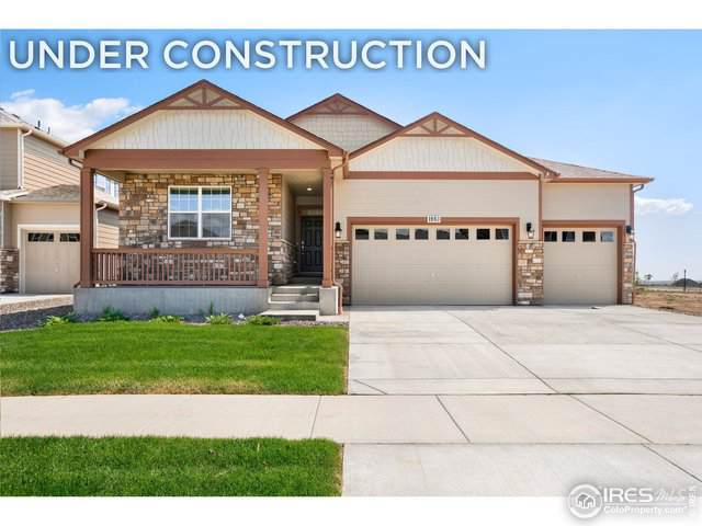 1986 Floret Dr, Windsor, CO 80550 (#896715) :: The Griffith Home Team