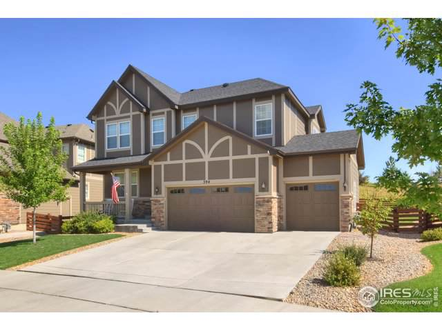 394 Dusk Ct, Erie, CO 80516 (#896833) :: Berkshire Hathaway HomeServices Innovative Real Estate