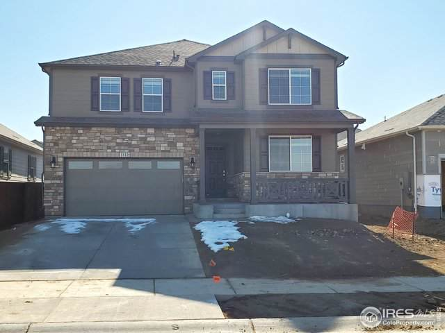 1819 Hydrangea Dr, Windsor, CO 80550 (MLS #896840) :: Bliss Realty Group