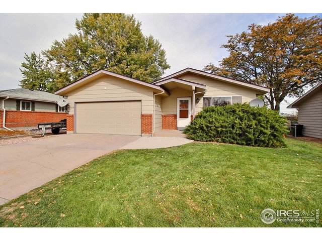 3401 W 4th St Rd, Greeley, CO 80634 (MLS #896858) :: Kittle Real Estate