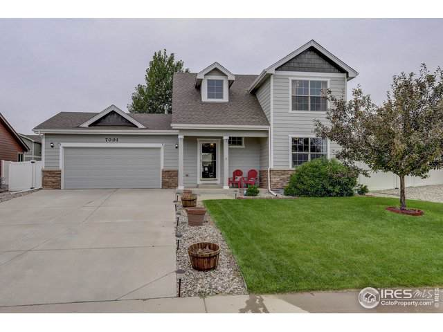 7001 Lee St, Wellington, CO 80549 (MLS #896904) :: Colorado Real Estate : The Space Agency