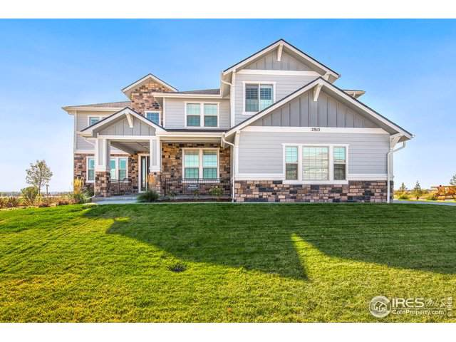 2915 Harvest View Way, Fort Collins, CO 80528 (MLS #896930) :: June's Team