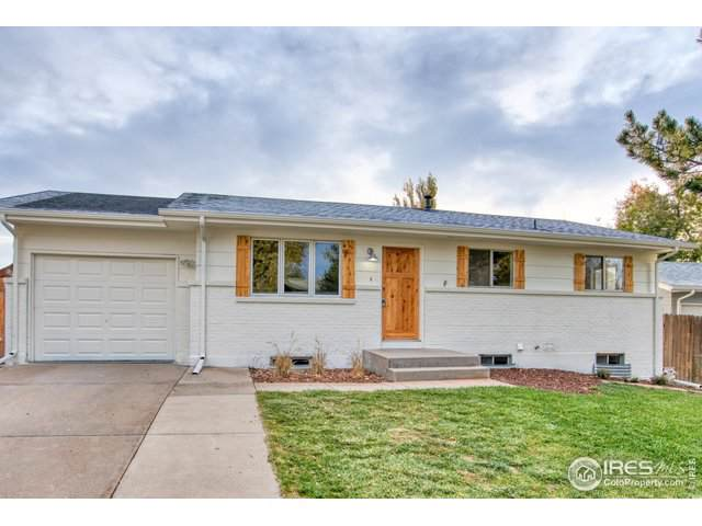 1914 33rd Ave, Greeley, CO 80634 (MLS #897040) :: Downtown Real Estate Partners