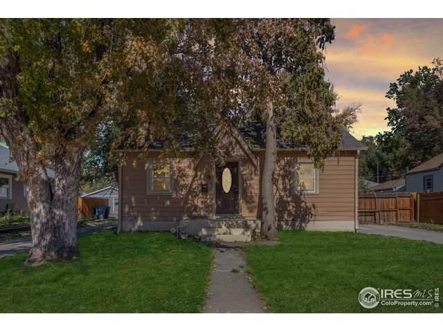 1038 9th Ave, Longmont, CO 80501 (MLS #897066) :: 8z Real Estate