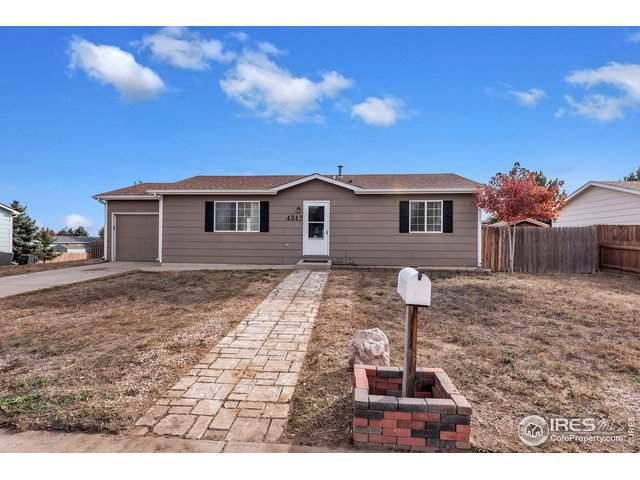 4342 W Shenandoah St, Greeley, CO 80634 (MLS #897114) :: 8z Real Estate