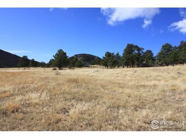 0 Peak View Dr, Estes Park, CO 80517 (MLS #897124) :: Hub Real Estate