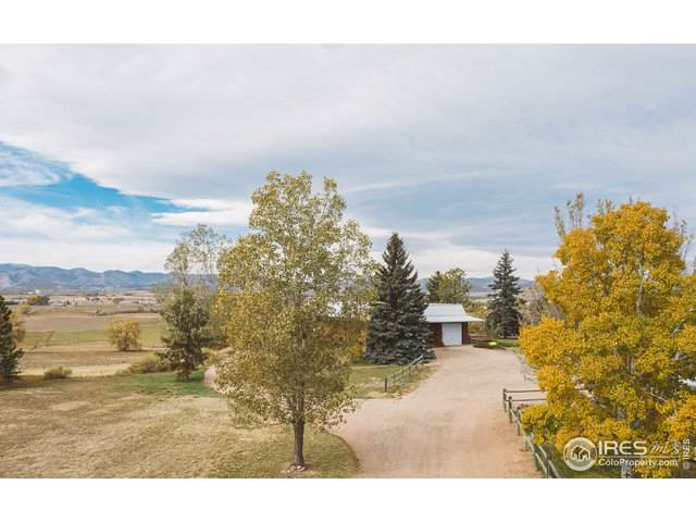4303 N County Road 17, Fort Collins, CO 80524 (MLS #897126) :: J2 Real Estate Group at Remax Alliance