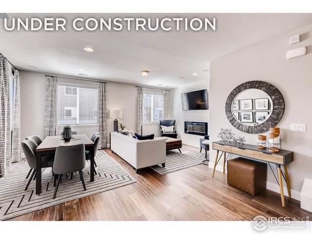 718 Stonebridge Dr, Longmont, CO 80503 (MLS #897156) :: 8z Real Estate