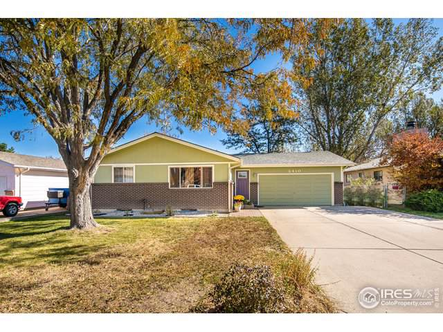2410 34th Ave, Greeley, CO 80634 (MLS #897182) :: Colorado Real Estate : The Space Agency
