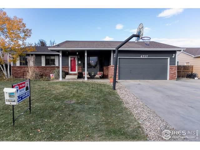 4717 W B St, Greeley, CO 80634 (#897267) :: The Peak Properties Group