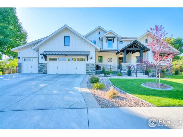 16872 Cattleman's Way, Greeley, CO 80631 (MLS #897305) :: 8z Real Estate