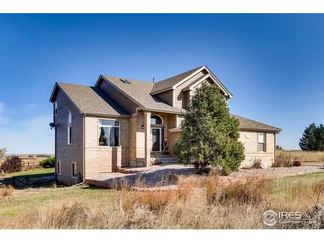 16507 Essex Rd, Platteville, CO 80651 (MLS #897330) :: The Sam Biller Home Team