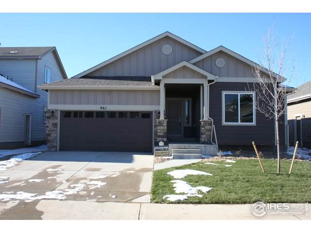 1287 Wild Basin Rd, Severance, CO 80550 (MLS #897451) :: Bliss Realty Group