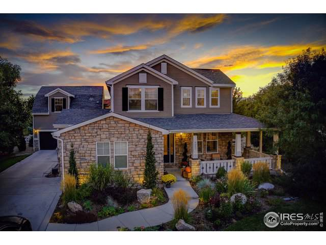 4057 Milano Ln, Longmont, CO 80503 (MLS #897582) :: J2 Real Estate Group at Remax Alliance