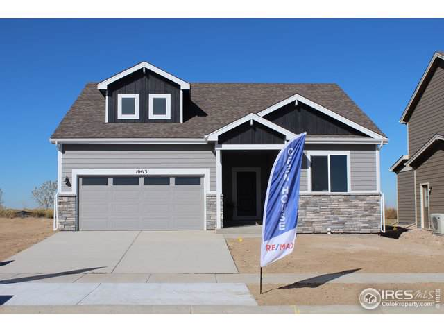 10413 W 12th St, Greeley, CO 80634 (MLS #897678) :: Tracy's Team