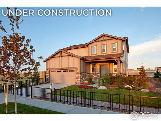 5158 Odessa Lake St, Timnath, CO 80547 (MLS #897780) :: Colorado Home Finder Realty