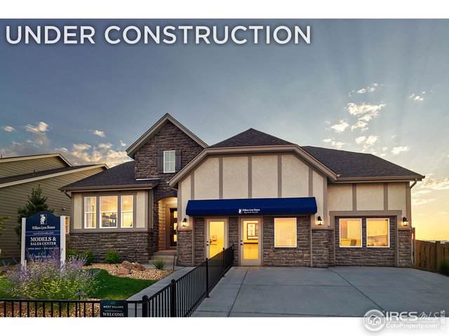 5412 Alberta Falls St, Timnath, CO 80547 (MLS #897783) :: Colorado Home Finder Realty