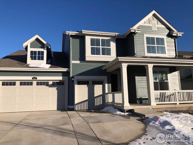 923 Gilpin Cir, Erie, CO 80516 (#897850) :: The Peak Properties Group