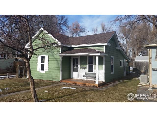 618 Cherry St, Fort Collins, CO 80521 (MLS #897911) :: Kittle Real Estate