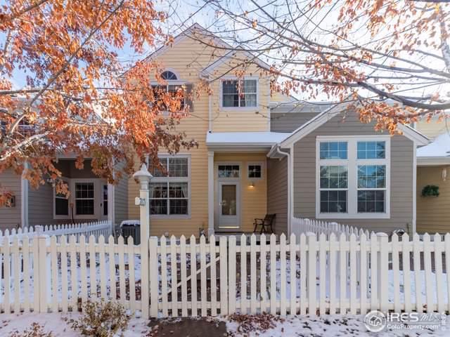 707 Snowberry St, Longmont, CO 80503 (MLS #897964) :: Hub Real Estate