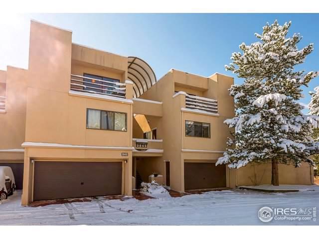 3845 Northbrook Dr F, Boulder, CO 80304 (MLS #898020) :: Downtown Real Estate Partners