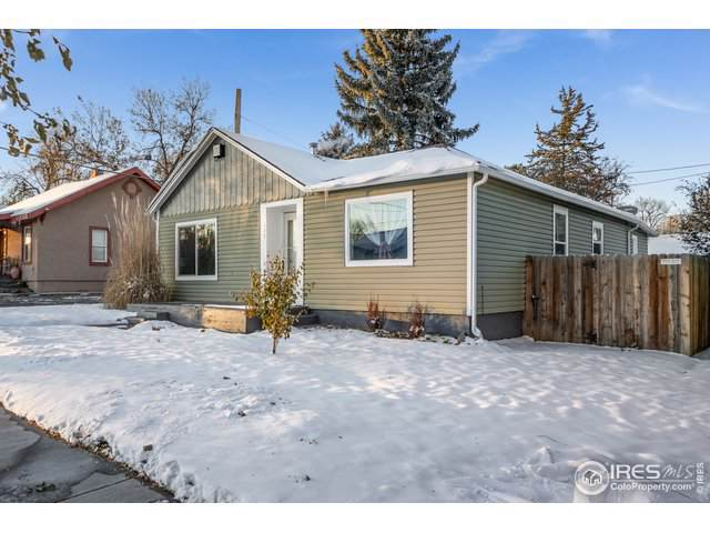 609 W South 1st St, Johnstown, CO 80534 (MLS #898108) :: Bliss Realty Group