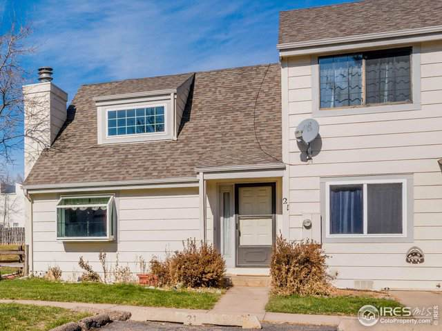 3000 Ross Dr #21, Fort Collins, CO 80526 (#898158) :: The Peak Properties Group