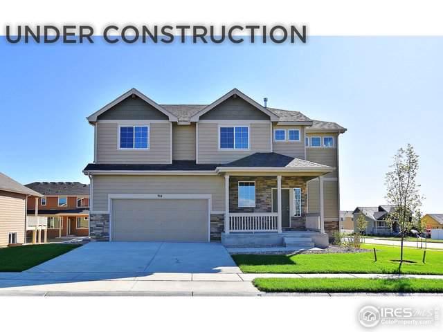 1525 Wavecrest Dr, Severance, CO 80550 (MLS #898239) :: Kittle Real Estate