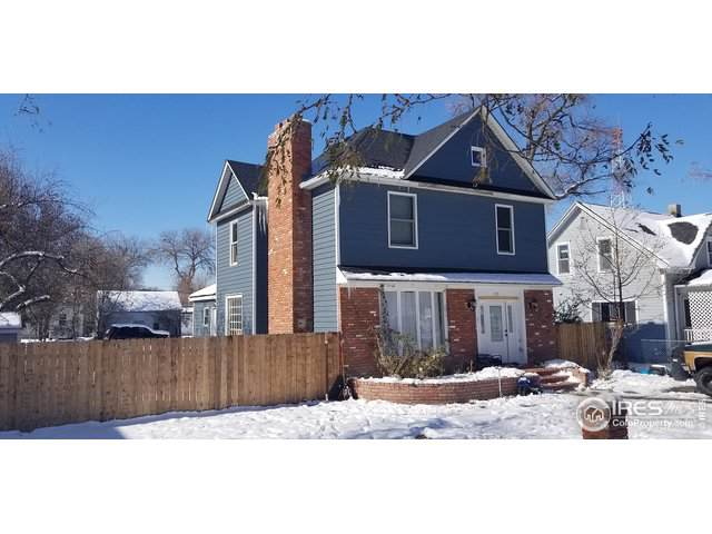 319 Prospect St, Fort Morgan, CO 80701 (MLS #898240) :: Colorado Home Finder Realty