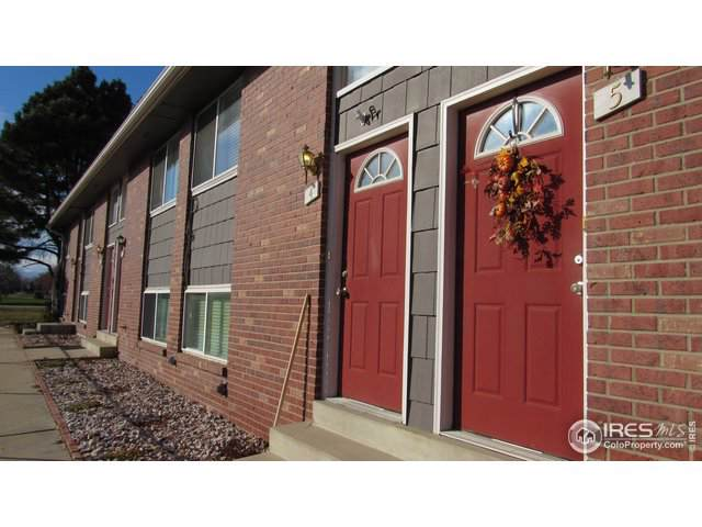 1420 Hover St #4, Longmont, CO 80501 (MLS #898277) :: Colorado Real Estate : The Space Agency