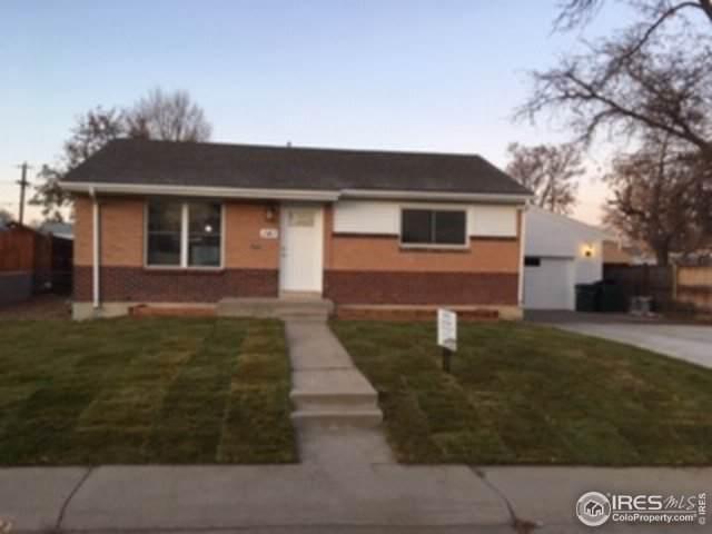 141 E 108th Ave, Northglenn, CO 80233 (#898305) :: James Crocker Team