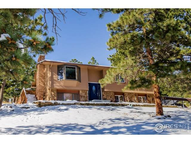 370 Wichita Rd, Lyons, CO 80540 (MLS #898326) :: 8z Real Estate