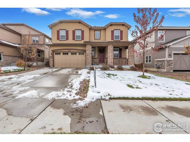 620 Sun Up Pl, Erie, CO 80516 (MLS #898373) :: Tracy's Team