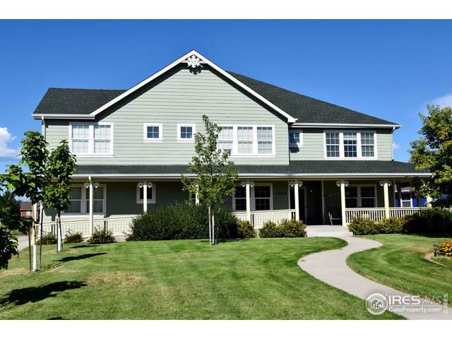 1453 Greening Ave, Erie, CO 80516 (MLS #898404) :: Tracy's Team